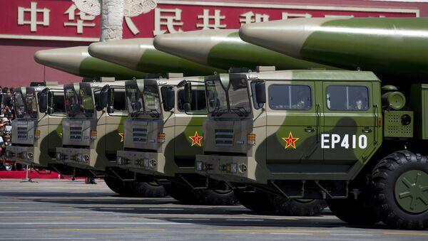 Balističke rakete kineske vojske - Sputnik Srbija