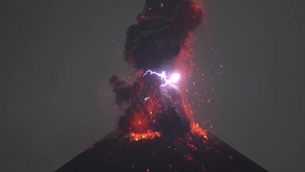 Erupcija vulkana - Sputnik Srbija