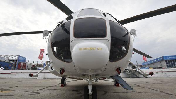 Хеликоптер - Sputnik Србија