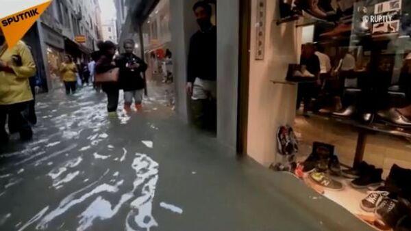 Венеција под водом - Sputnik Србија