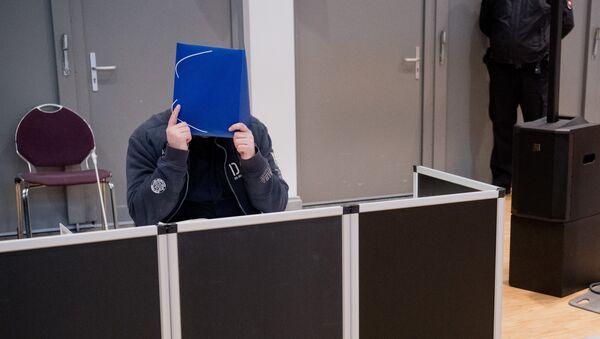 Nils Hegel na suđenju - Sputnik Srbija