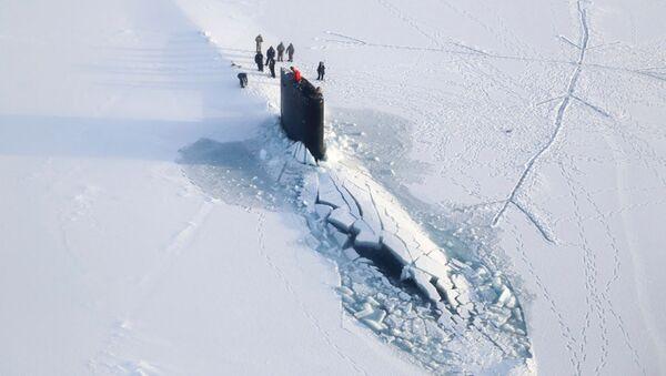 Američka podmornica - Sputnik Srbija