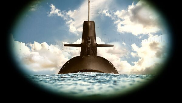 Приближавање подморнице - Sputnik Србија
