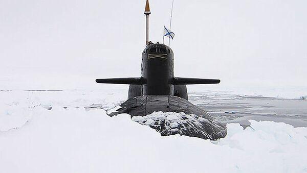 Ruska nuklearna podmornica - Sputnik Srbija
