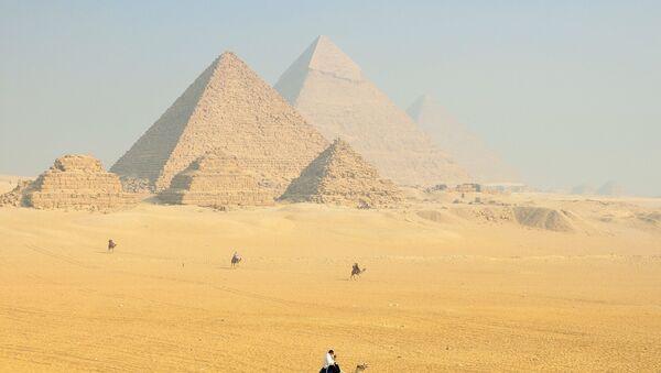 Piramide u Gizi - Sputnik Srbija