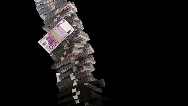 Euro banknotes - Sputnik Srbija