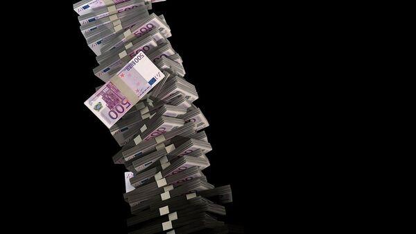Euro banknotes - Sputnik Србија