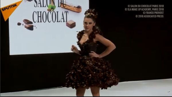 Сајам чоколаде у Паризу - Sputnik Србија