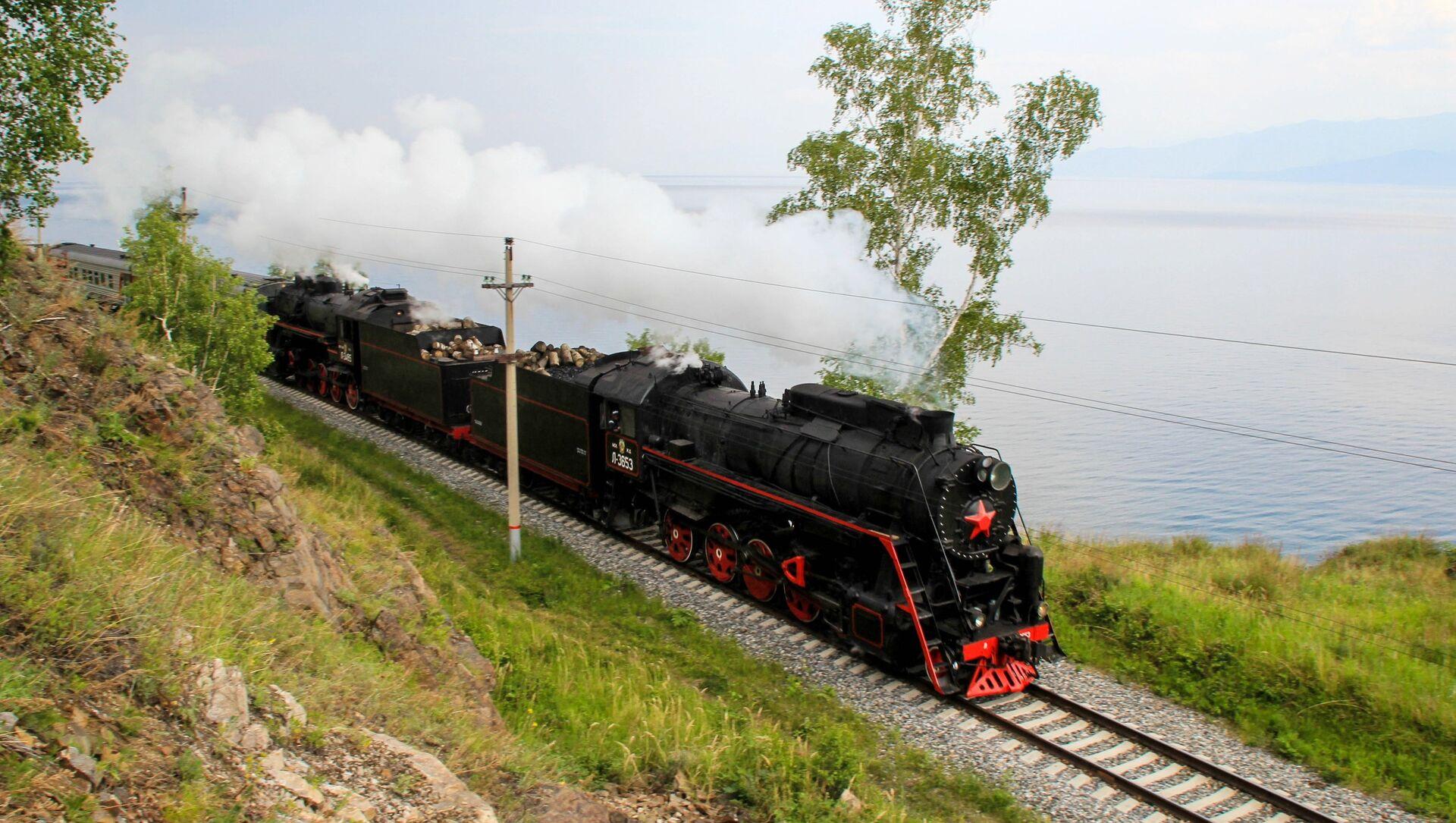 Транссибирска железница - Sputnik Србија, 1920, 28.03.2021