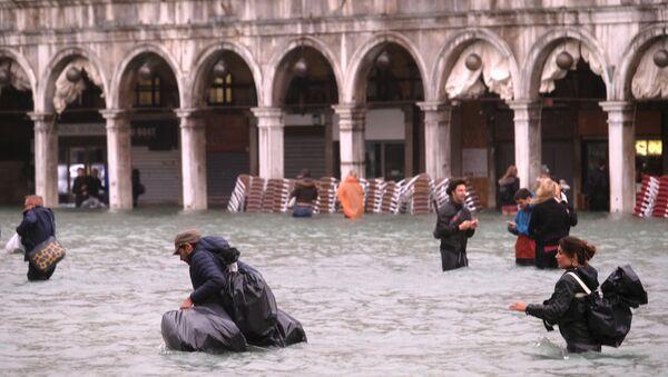 Поплаве, Сицилија - Sputnik Србија