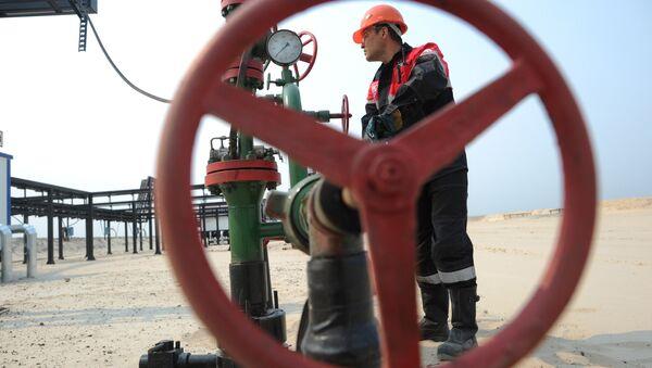 Proizvodnja nafte u Sibiru - Sputnik Srbija