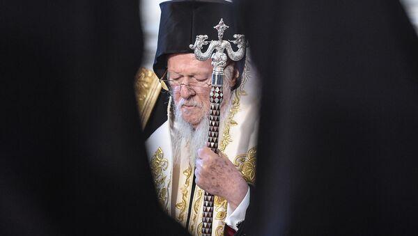 Vaseljenski patrijarh Vartolomej - Sputnik Srbija