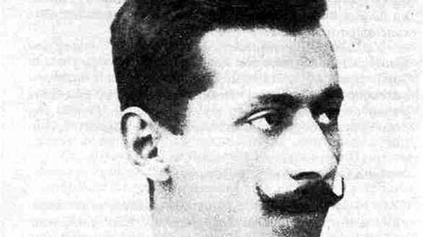 Јован Дучић портрет  - Sputnik Србија