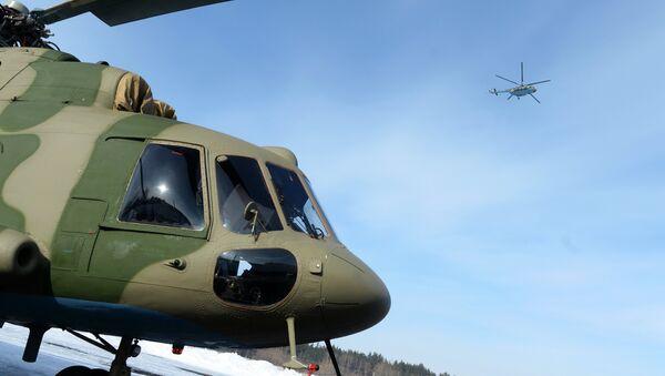 Ruski helikopter Mi-8MTV-5-1  - Sputnik Srbija