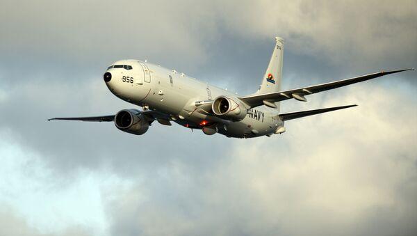 Извиђачки авион америчке морнарице П-8А Посејдон - Sputnik Србија