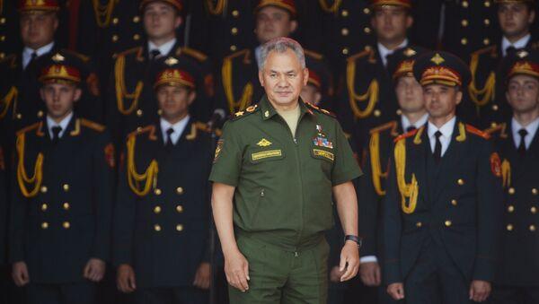 Sergej Šojgu - Sputnik Srbija
