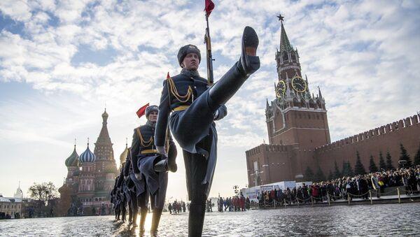 Војна парада у Москви - Sputnik Србија