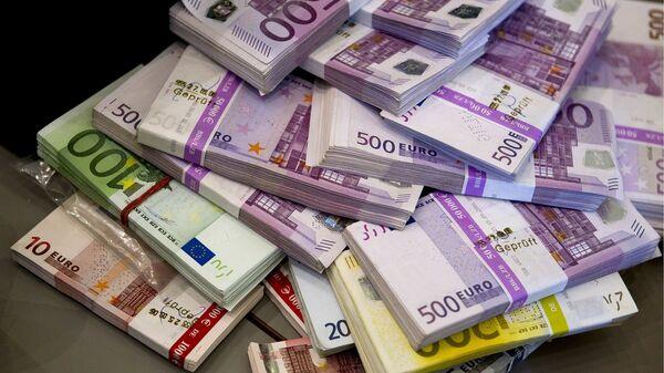 Novčanice evra - Sputnik Srbija