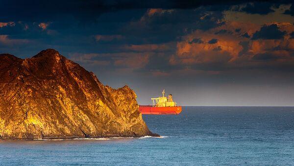 Tanker na moru - Sputnik Srbija