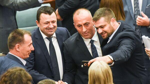 Ramuš Haradinaj - Sputnik Srbija