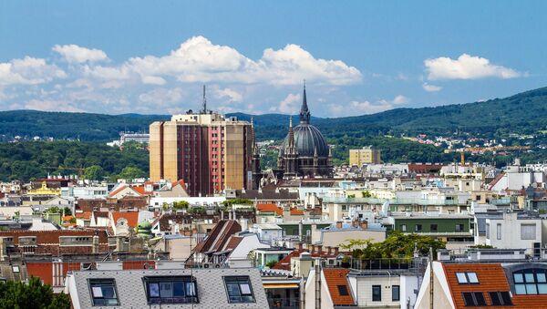 Поглед на Беч, Аустрија - Sputnik Србија