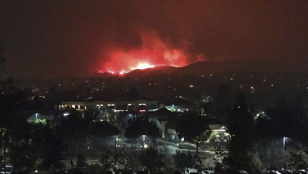 Калифорнија пожар - Sputnik Србија