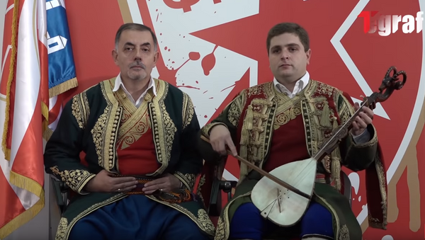 U čast Pavkova - Sputnik Srbija