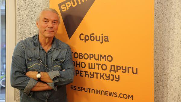 Имре Сабо - Sputnik Србија