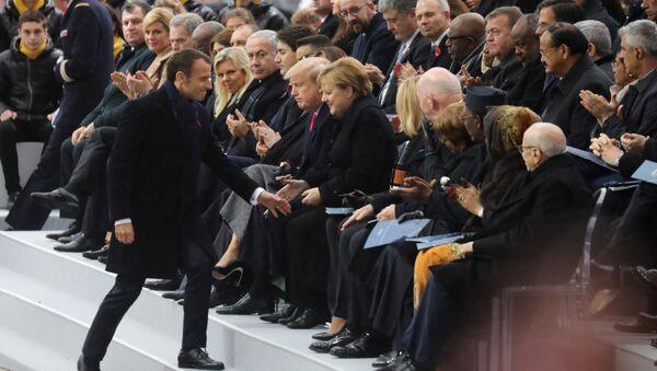 Svečana ceremonija u Parizu - Sputnik Srbija