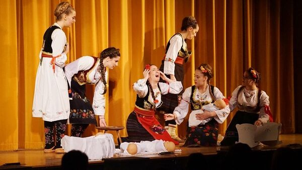Predstava u Čikagu - Sputnik Srbija