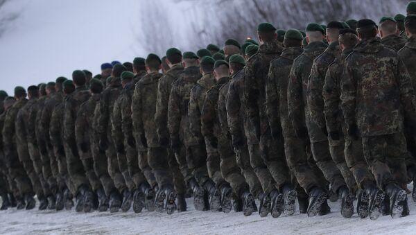 Војници бундесвера у Литванији - Sputnik Србија