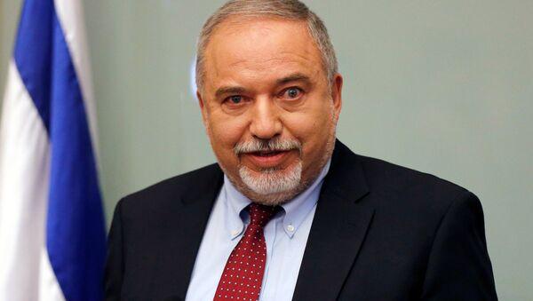 Авигдор Либерман - Sputnik Србија