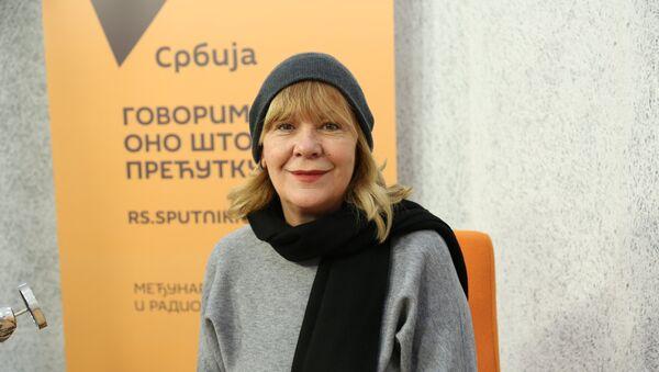 Ljiljana Dragutinović - Sputnik Srbija