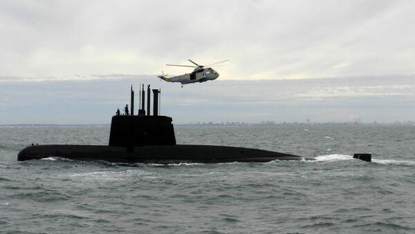 Архивска фотографија аргентинске подморнице Сан Хуан - Sputnik Србија