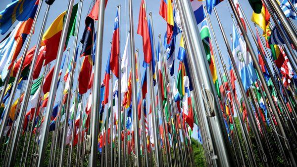 Заставе чланице Интерпола - Sputnik Србија