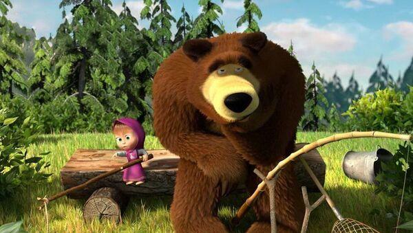Маша и медвед - Sputnik Србија