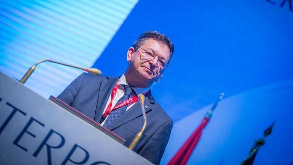Потпредседник Интерпола Александар Прокопчук - Sputnik Србија
