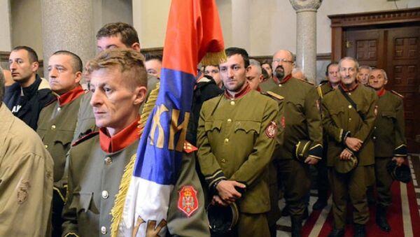 Dan ulaska srpske vojske u Banjaluku - Sputnik Srbija