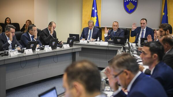 Влада Косова - Sputnik Србија
