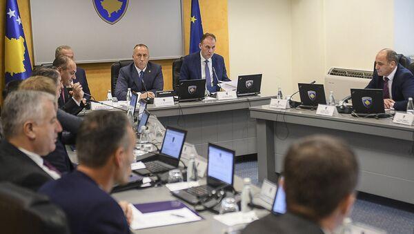 Vlada Kosova - Sputnik Srbija