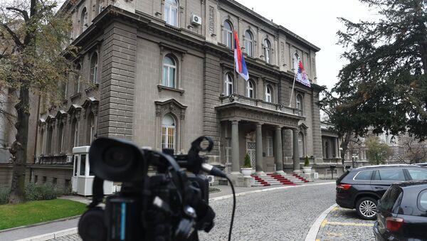 Зграда Председништва Србије - Sputnik Србија
