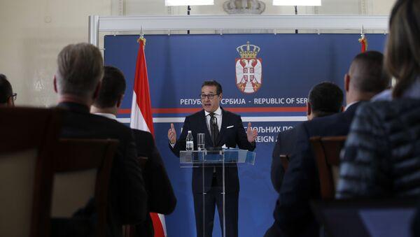Hans Kristijan Štrahe - Sputnik Srbija