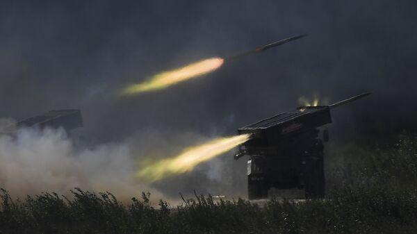 Artiljerija može da vrši proračune, neophodne za napad... - Sputnik Srbija