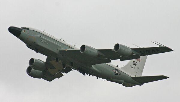 Амерички извиђачки авион Боинг РЦ-135В - Sputnik Србија