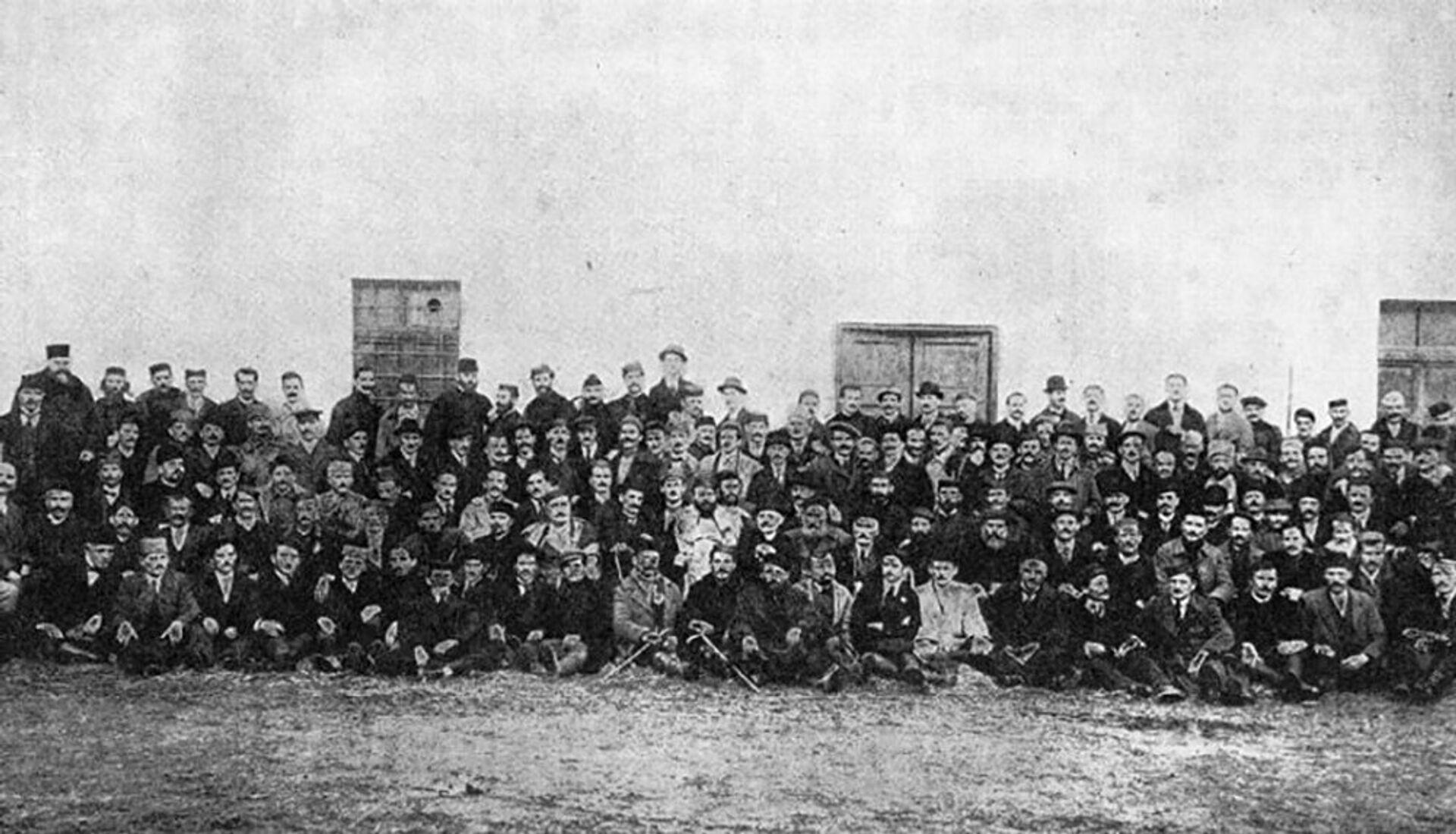 Копије комита у Црној Гори сањају Хрватско пролеће, а циљ је исти – уклонити све српско - Sputnik Србија, 1920, 14.04.2021