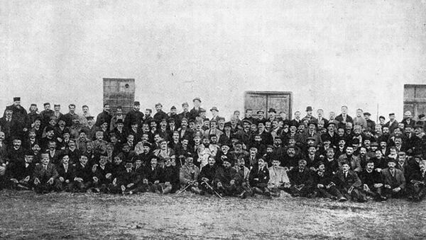 Podgorička skupština odžana 1918. godine - Sputnik Srbija