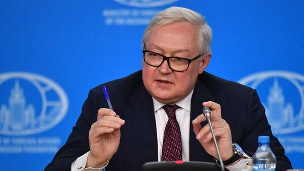 Заменик министра спољних послова Русије Сергеј Рјабков - Sputnik Србија