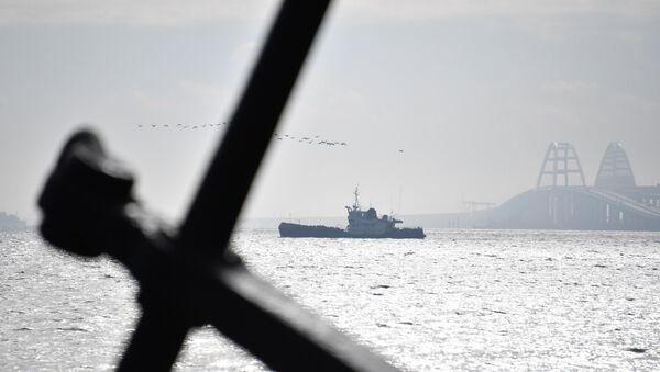 Бродови код луке Керч - Sputnik Србија