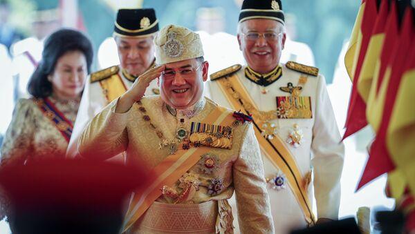 Малезијски краљ Мухамед V од Келантана - Sputnik Србија