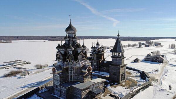 Црква у Карелији - Sputnik Србија